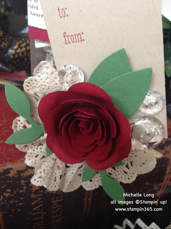 Rose Box Close Up