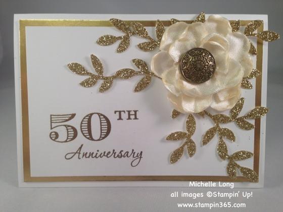 50th Card