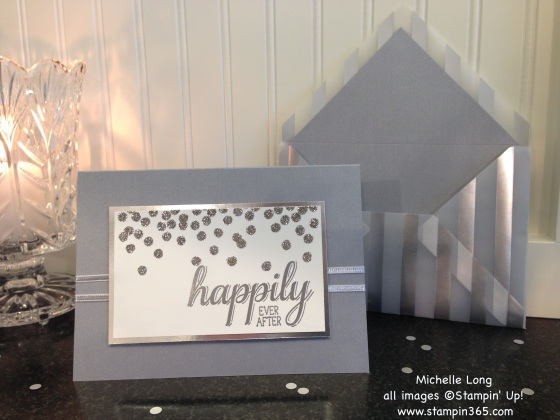Happily Ever After Envelope