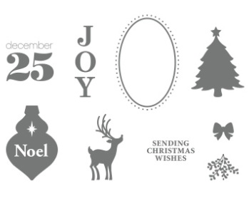 Joyous Celebration Stamp Set