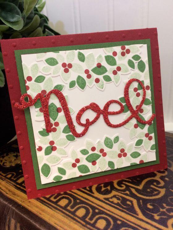 Noel Notecard Set 2
