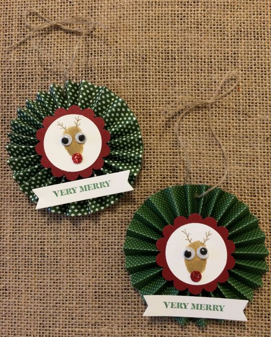 Reindeer Ornaments 2