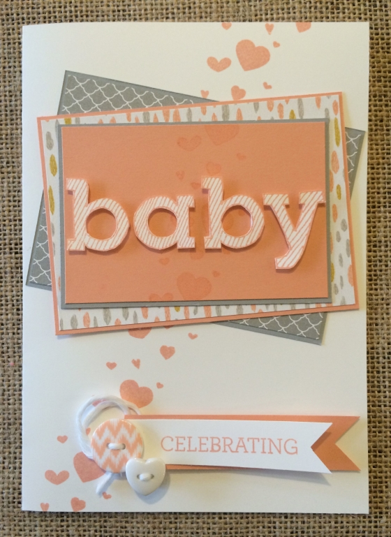 Baby Card for FMS