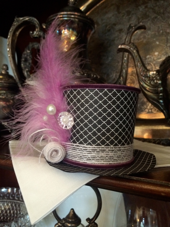 Mini Mad Hatter Hat