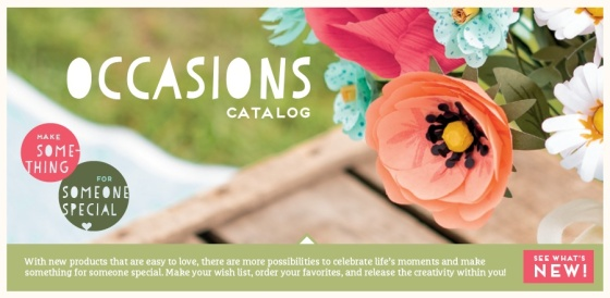 Occasions Catalog 2015