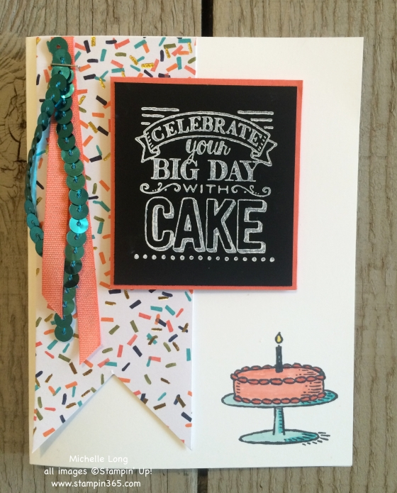 Big Day Card www.stampin365