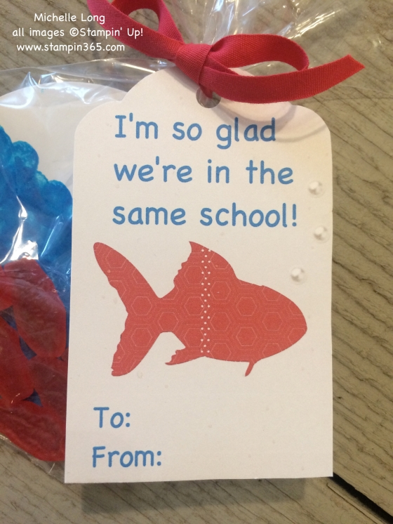 Swedish Fish Valentine 2