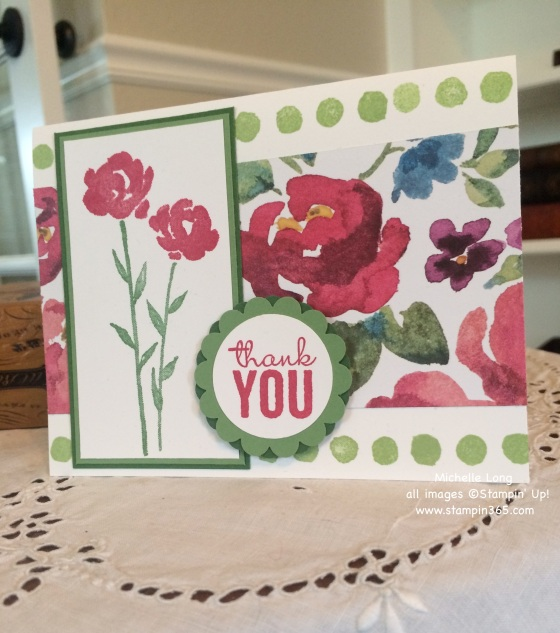 Painted Petals stampin365