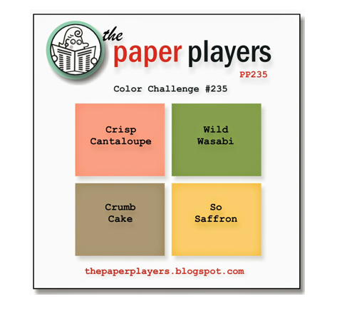 Paper Players Color Challenge #235
