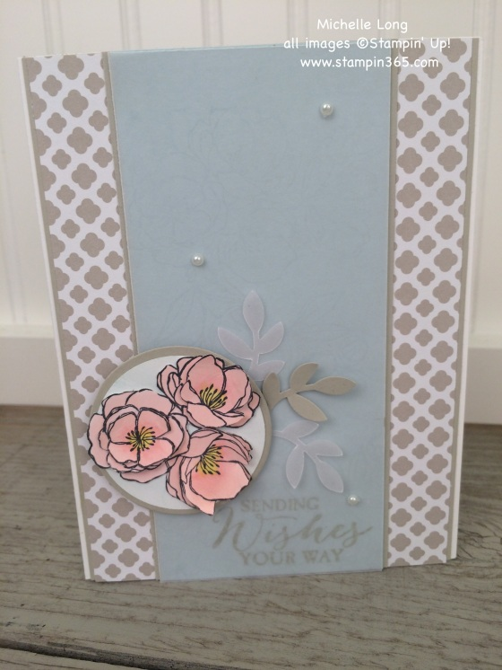 Wedding Card 2 Stampin365