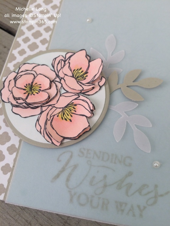 Wedding Card Close Up Stampin365