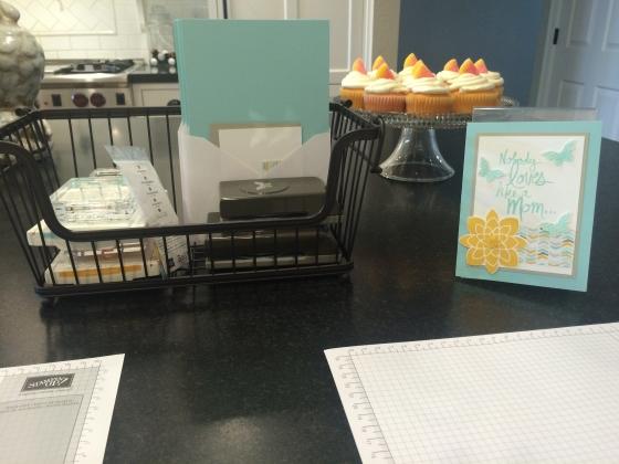 April Cards & Cupcakes