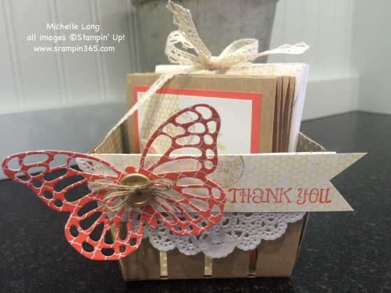 Butterfly Basics Hostess Gift 2