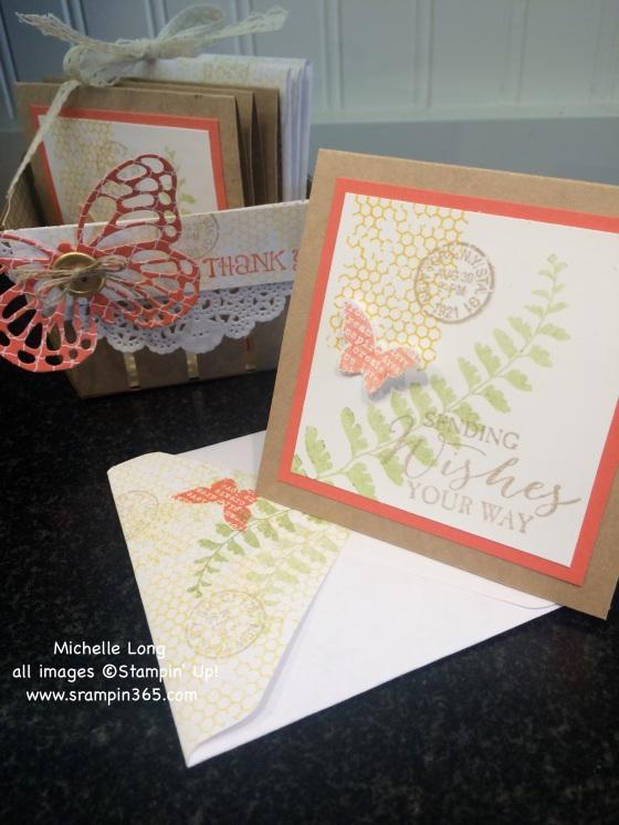 Butterfly Basics Hostess Gift