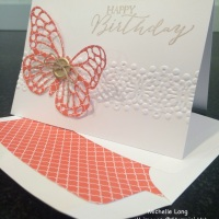 A Make and Take With Butterfly Basics