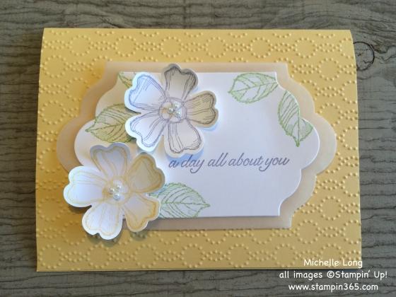 Birthday Blossoms 2 stampin365