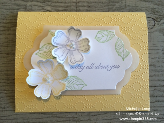 Birthday Blossoms 2 stampin365