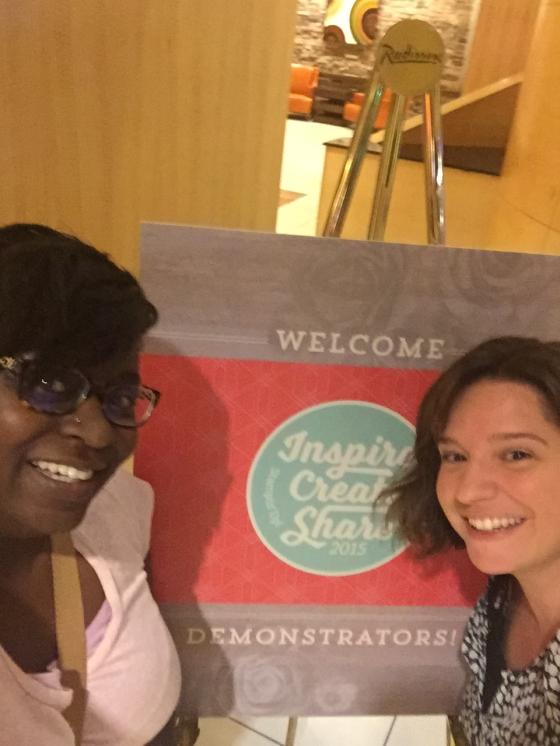Convention Selfie