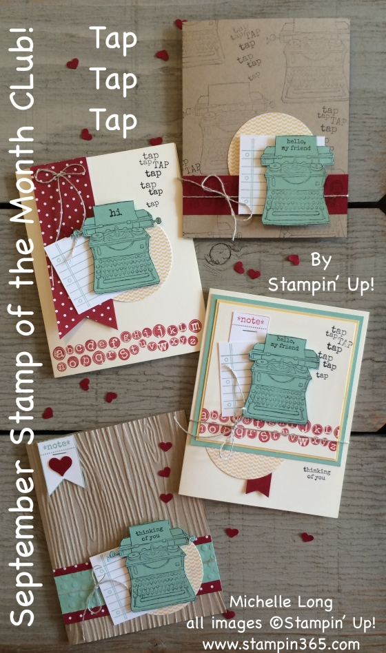 September Stamp of the Month Club