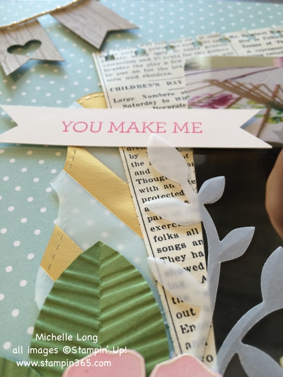 Traditional Scrapbooking 2 Stampin365.com