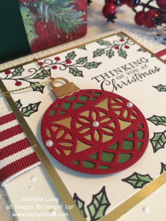 Embellished Ornaments 2 Stampin365