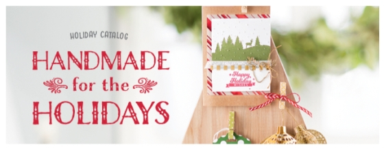 Stampin' Up! Holiday Catalog 2015