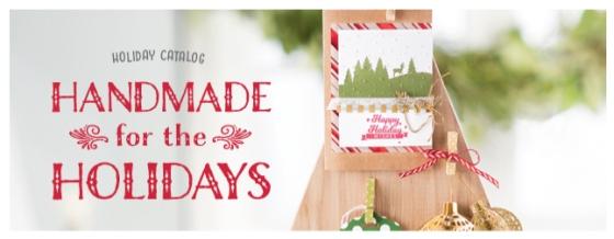 Stampin' Up! Holiday Catalog 2015