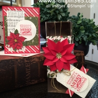 Cozy Christmas & Festive Flower Builder Punch