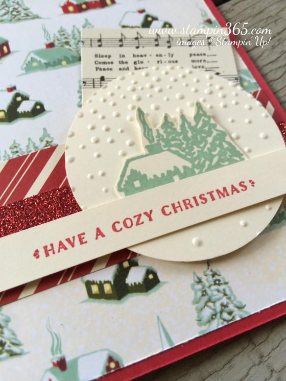 Cozy Christmas 2 Stampin365.com