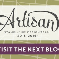 Stampin' Up! Artisan Design Team Blog Hop
