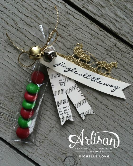 Jingle Treat Stampin365