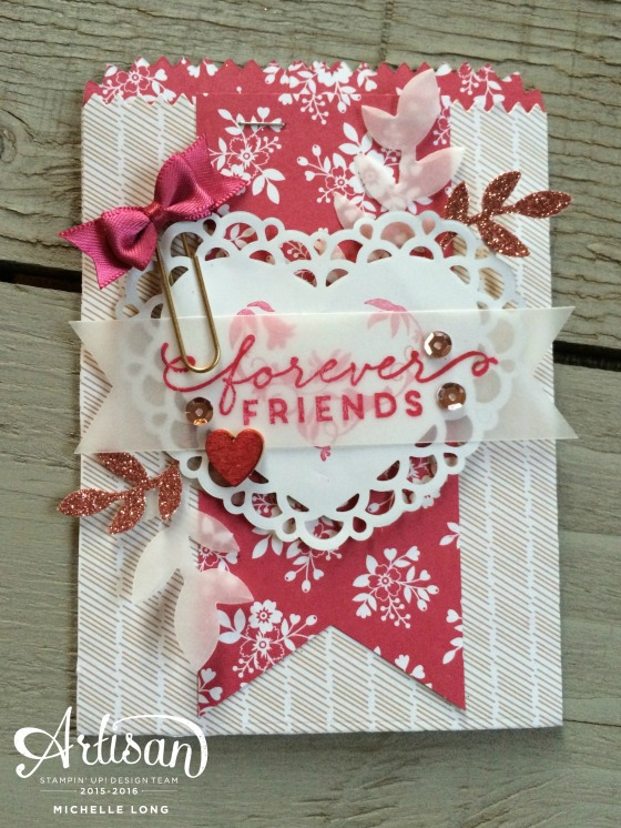 Love Blossoms Mini Treat Bag 3