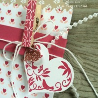 Love Blossoms Designer Series Paper Stack- Stampin' Up! Artisan Design Team Blog Hop