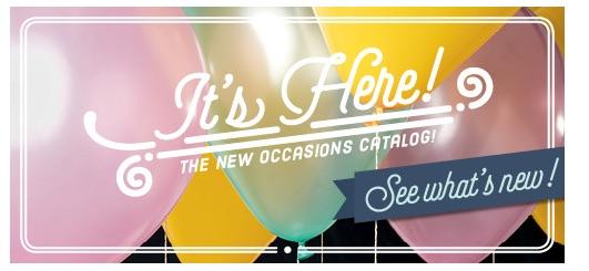 Occassions Catalog