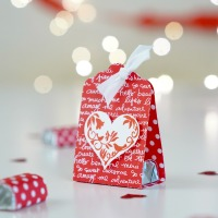 Easy DIY Valentine Treat Holders