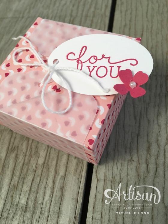 Envelope Punch Board Box Stampin365.com