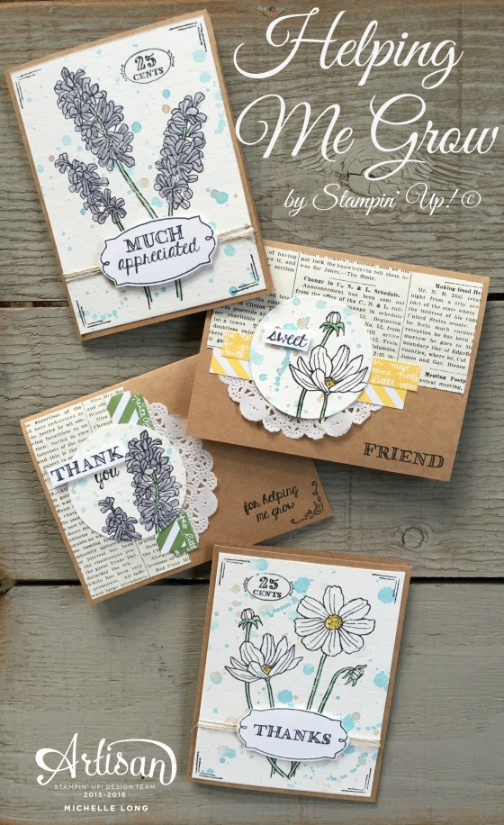 Helping Me Grow Stampin365.com