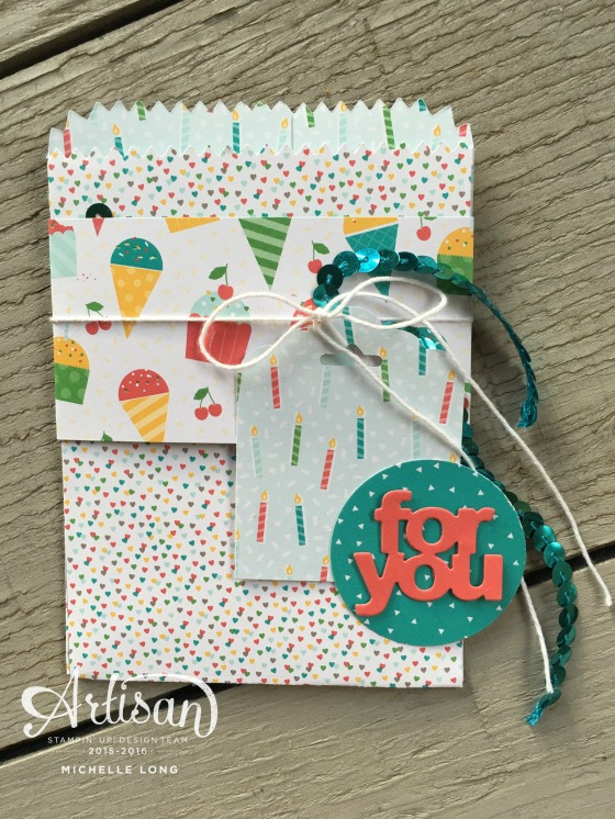 Mini Treat Sack 2