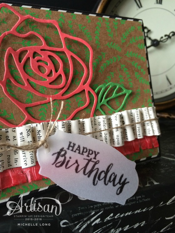 Shine On Birthday Set 4 Stampin365.com