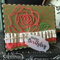 Shine On Birthday Set- Stampin' Up! Artisan Design Team Blog Hop