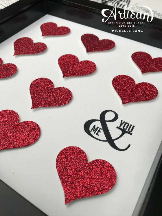 Valentine Decor 2 Stampin365.com