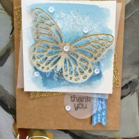 Spring Sparkle for the Stampin' Up! Artisan Design Team Blog Hop