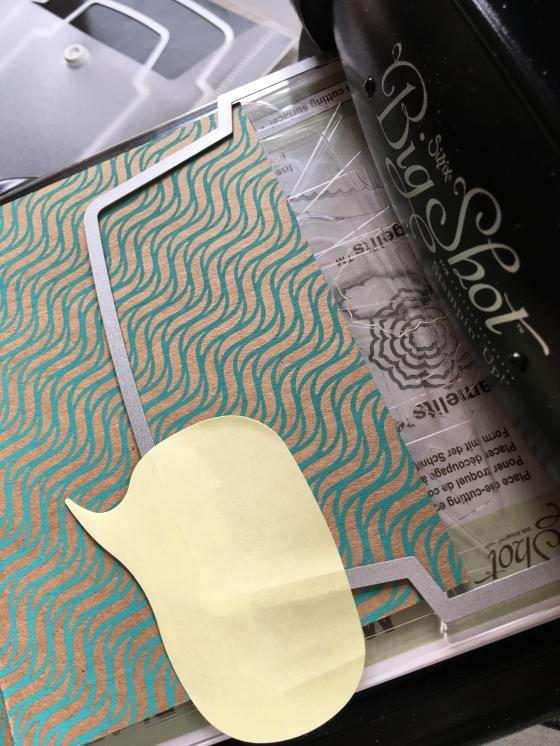 Shine on Notecard Holder 11