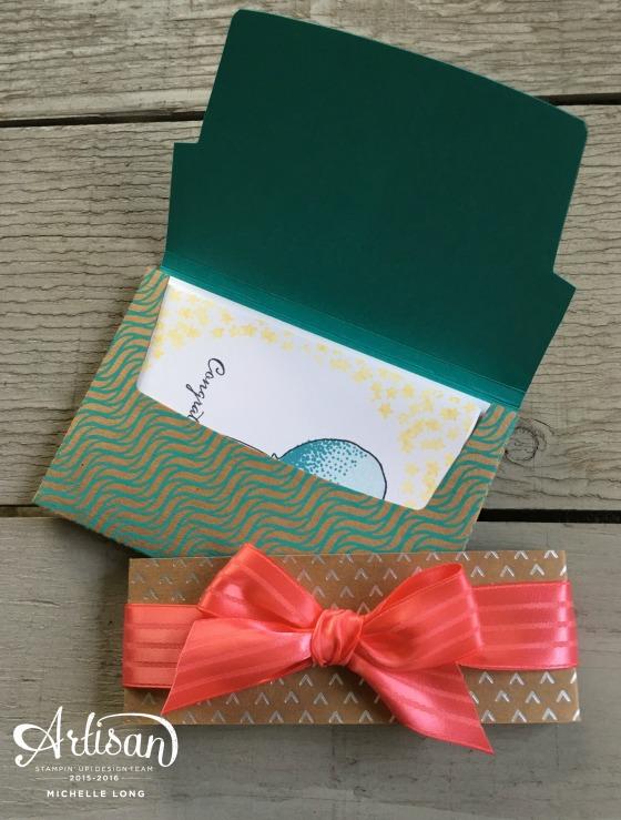 Shine On Notecard Holder 15