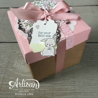Baby Gift Box- Artisan Design Team Hop
