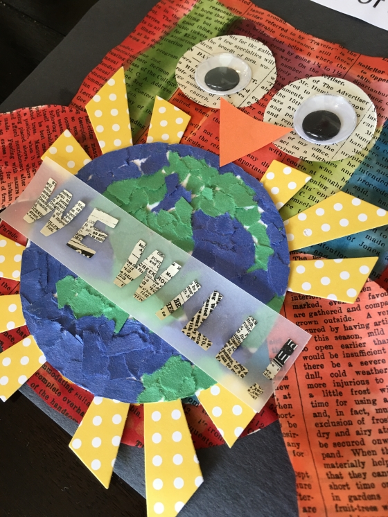 Earth Day Kid Craft