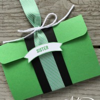 Thoughtful Banners Gift Card Holder For Baby