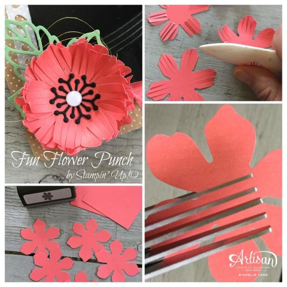 Fun Flower Stampin365.com