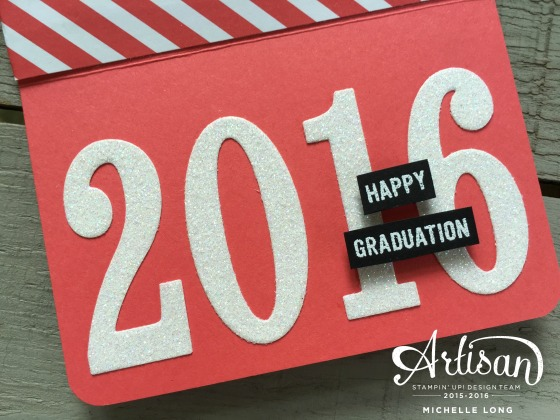 Gift Card Holder- Graduation 2 Stampin365