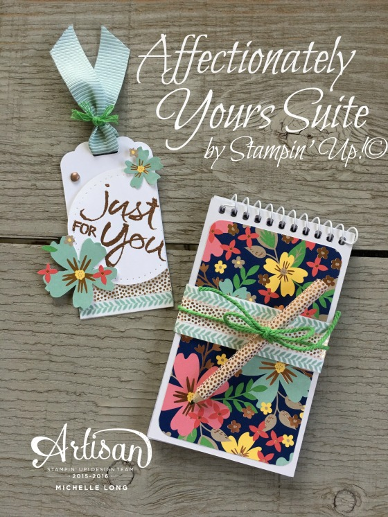 Affectionately Yours Suite stampin365.com